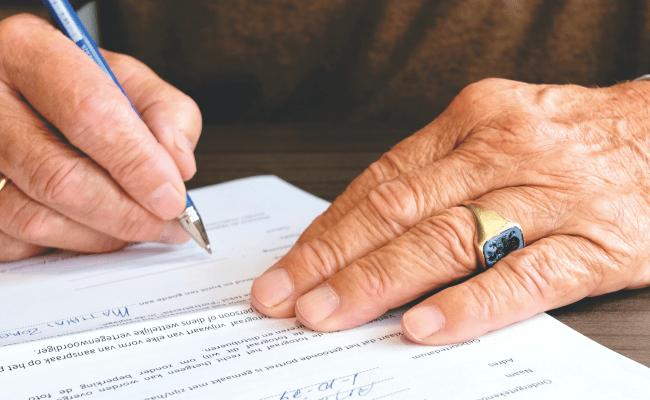 Gun Trust Signing