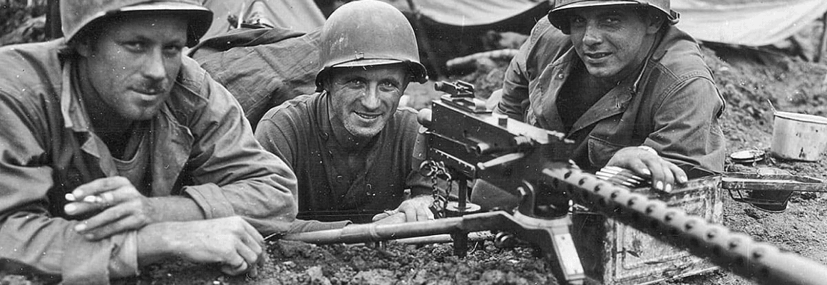 The Browning Machine Gun - Your 1 Definitive Guide