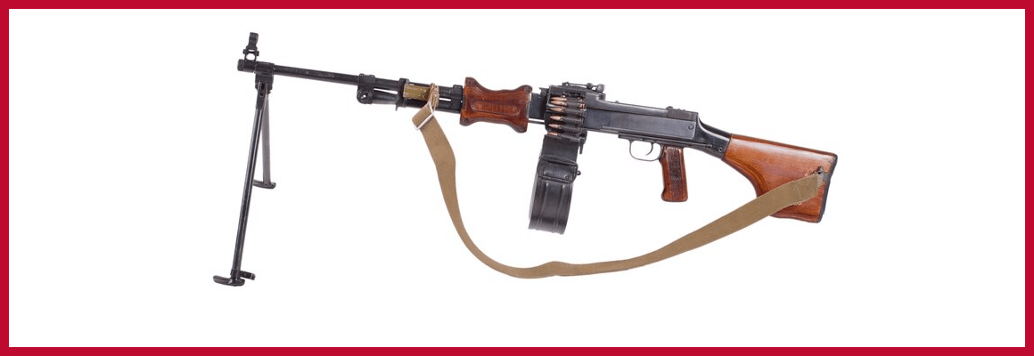 The RPD Machine Gun - 4 Big Things You Must Know